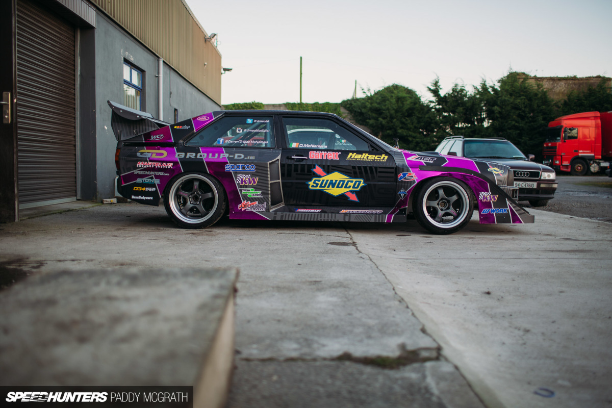 DMAC Audi S Update Speedhunters By Paddy McGrath Speedhunters - Mcgrath audi