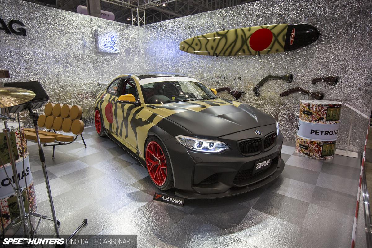 Studie AG's First Tokyo AutoSalon