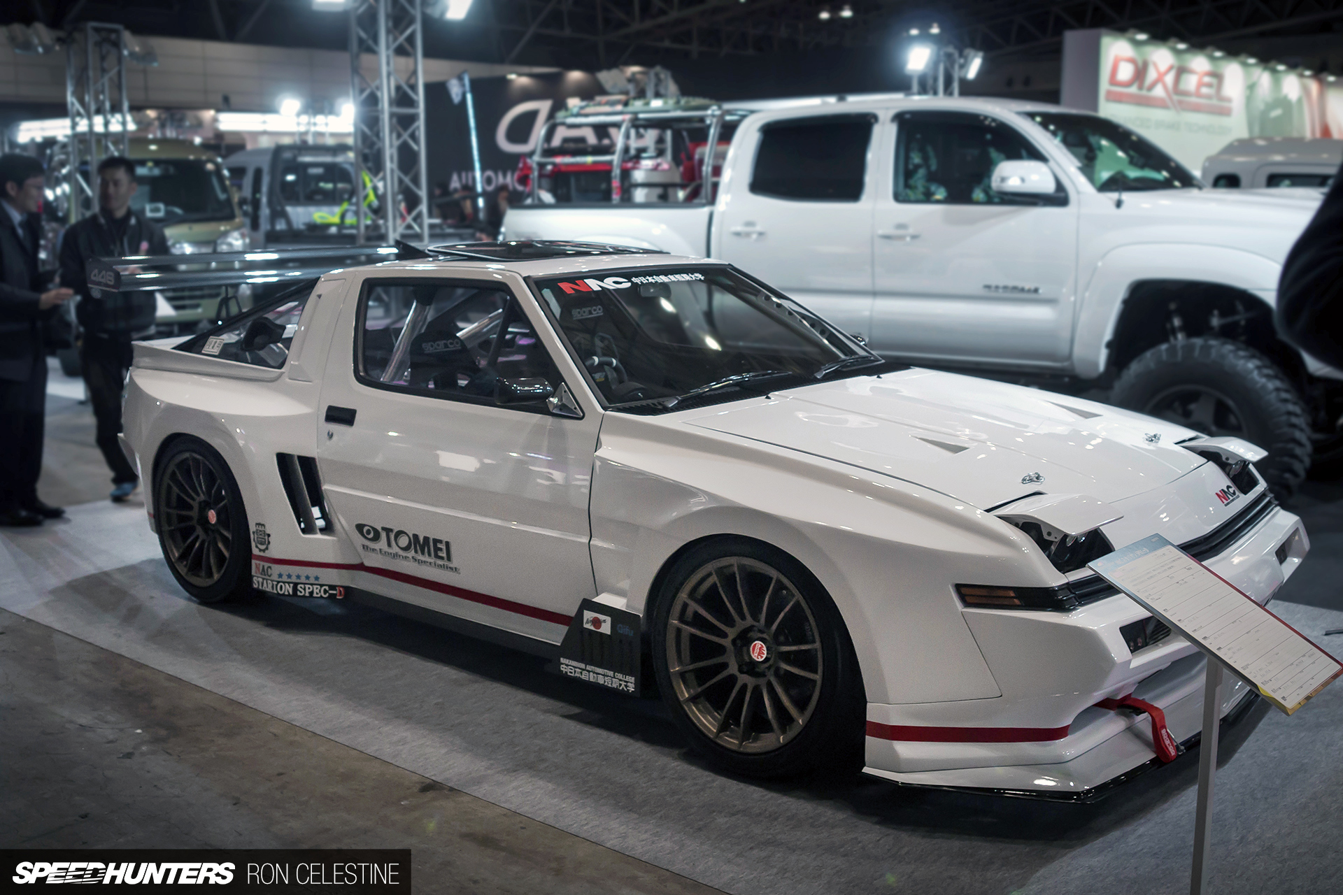 A Drift Spec, RB26-Swapped Starion - Speedhunters