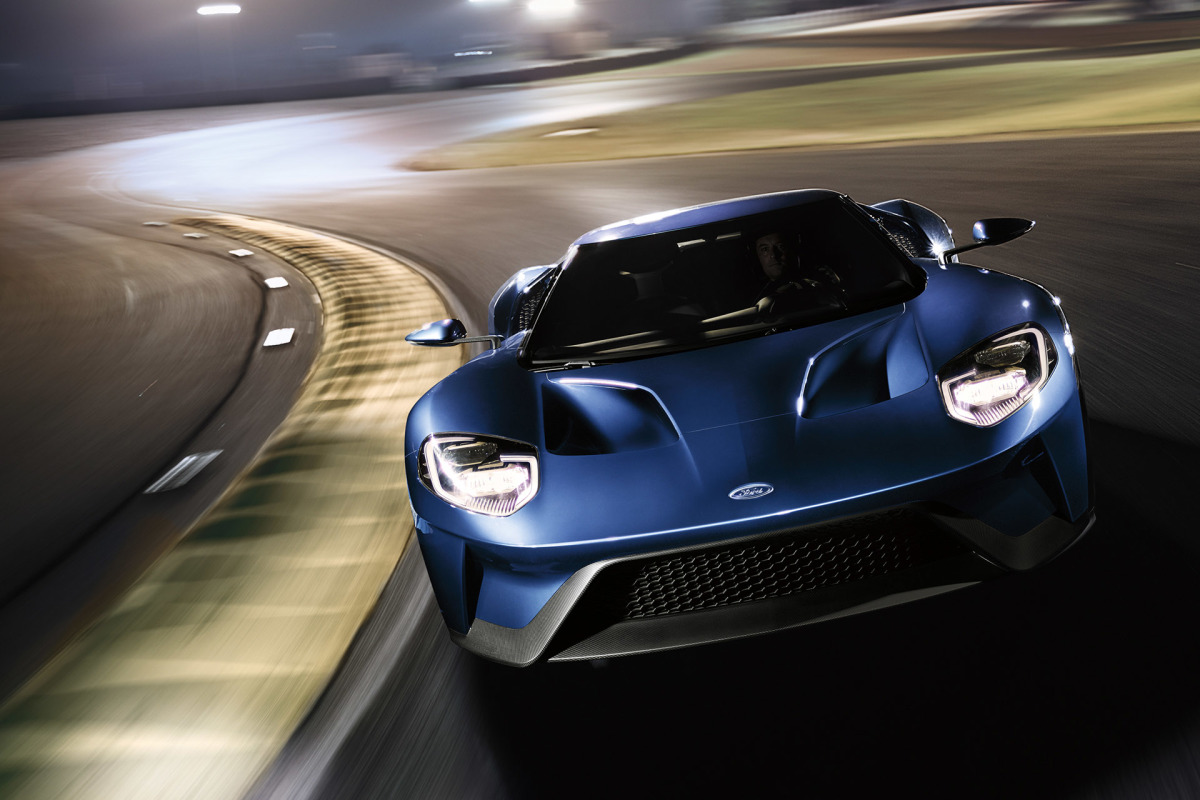647hp & 216mph: New Details On Ford's Fastest