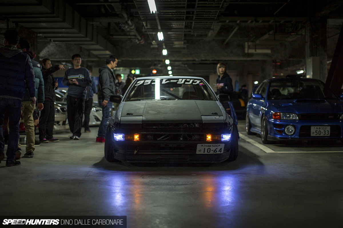 Taking Over The City Tokyo Fresh Meet Speedhunters - Car meet