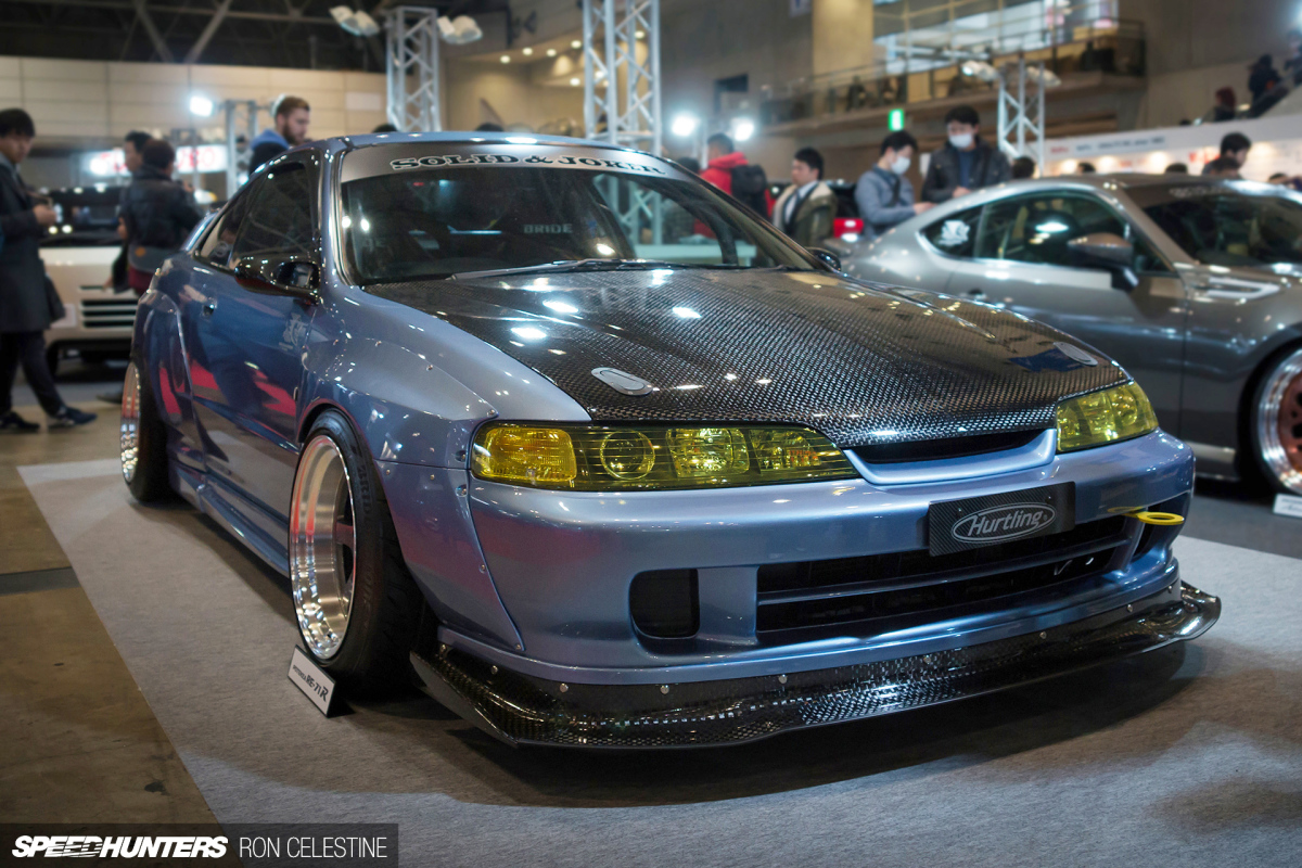 Varis Reimagines The DC2 Integra