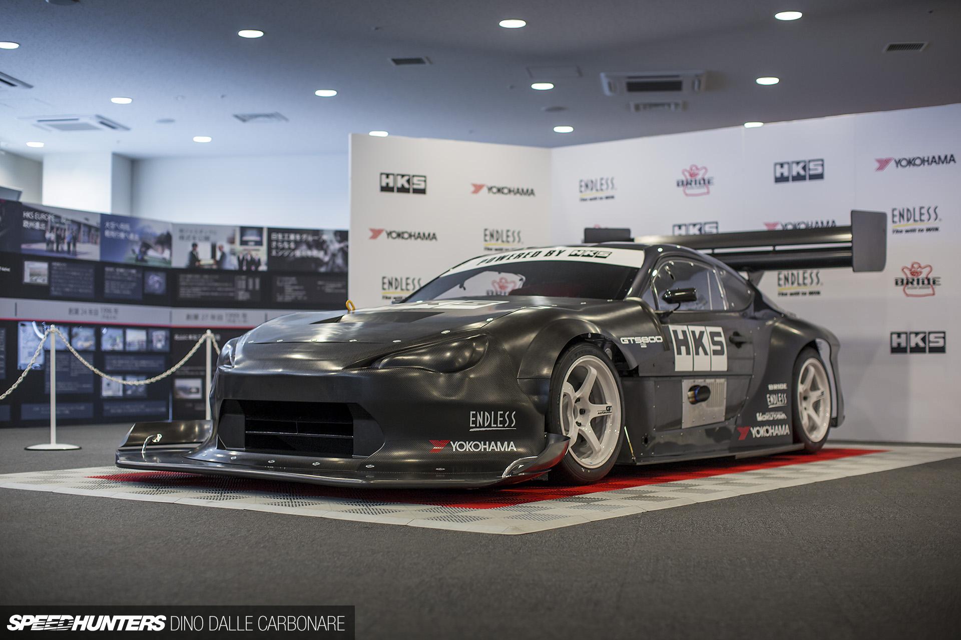 Hks Gts800 The Tsukuba Record Challenger Speedhunters