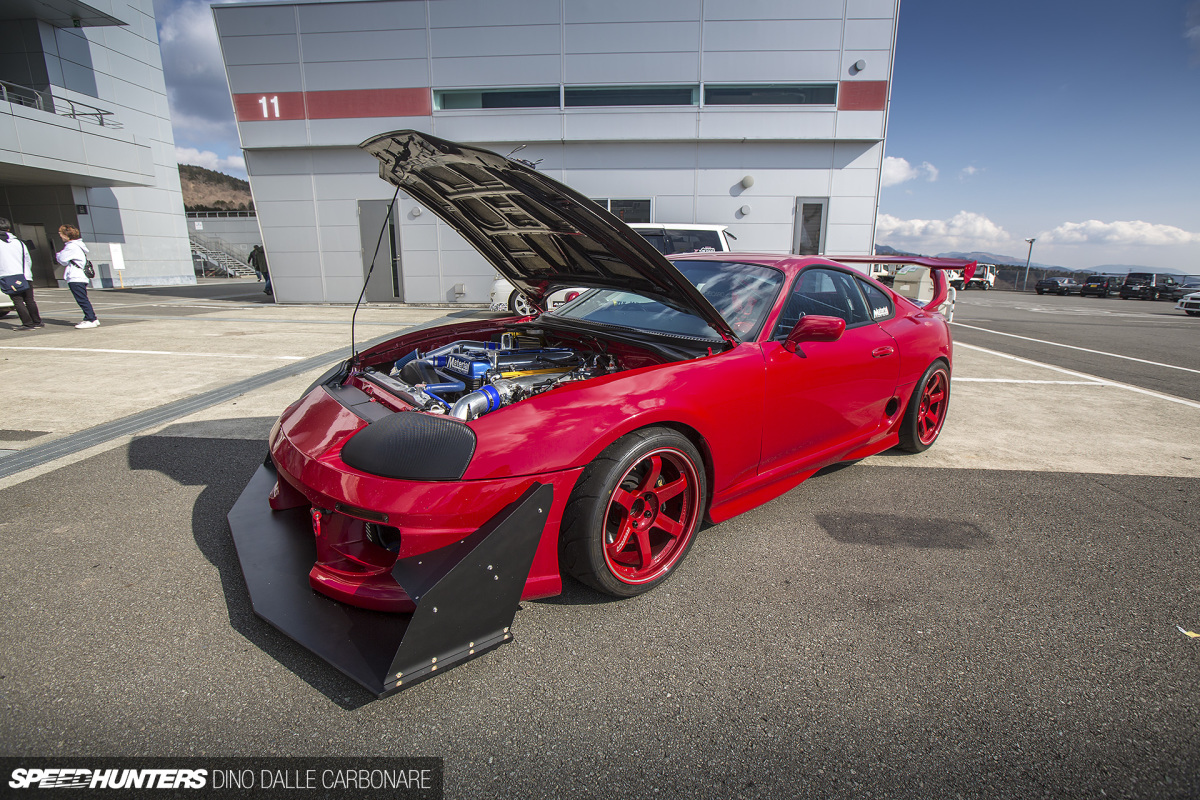 Mile Of Cars >> From Drag To Track: Material Auto Factory Supra - Speedhunters