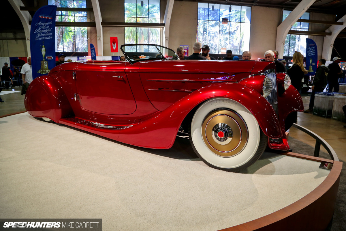 America's Most Beautiful Roadster