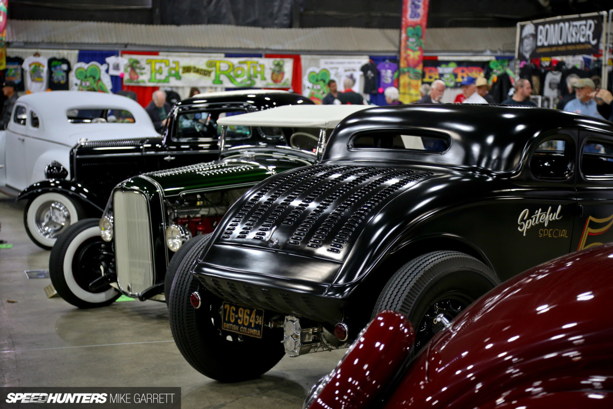 Exploring The Grand National RoadsterShow