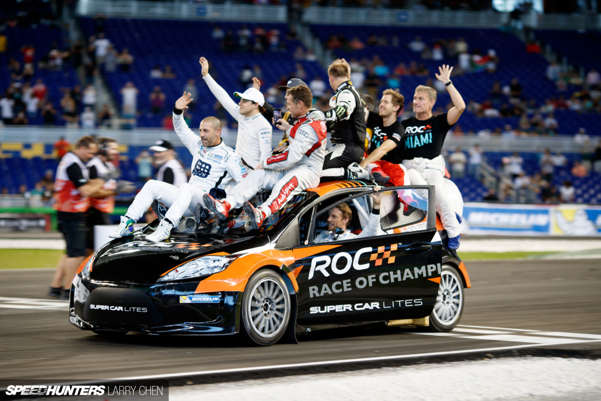 Through My Lens: Race Of Champions Miami