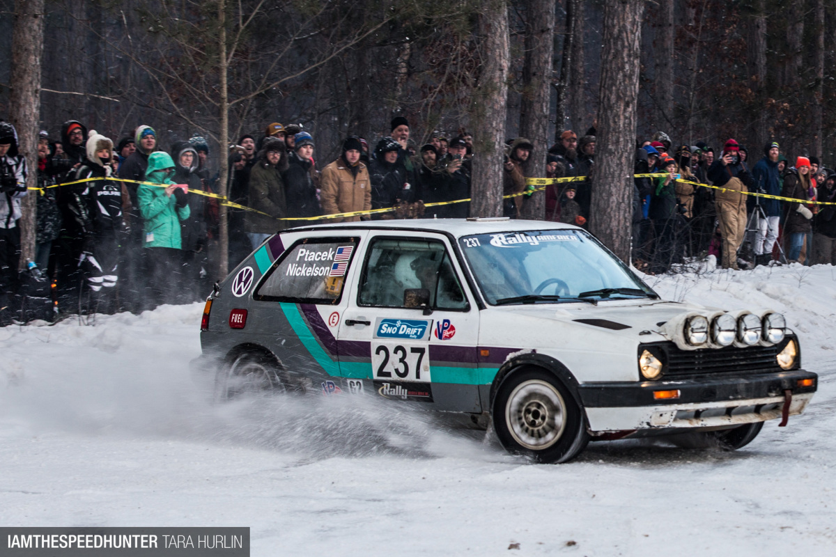 Surviving Rally America's Sno*Drift