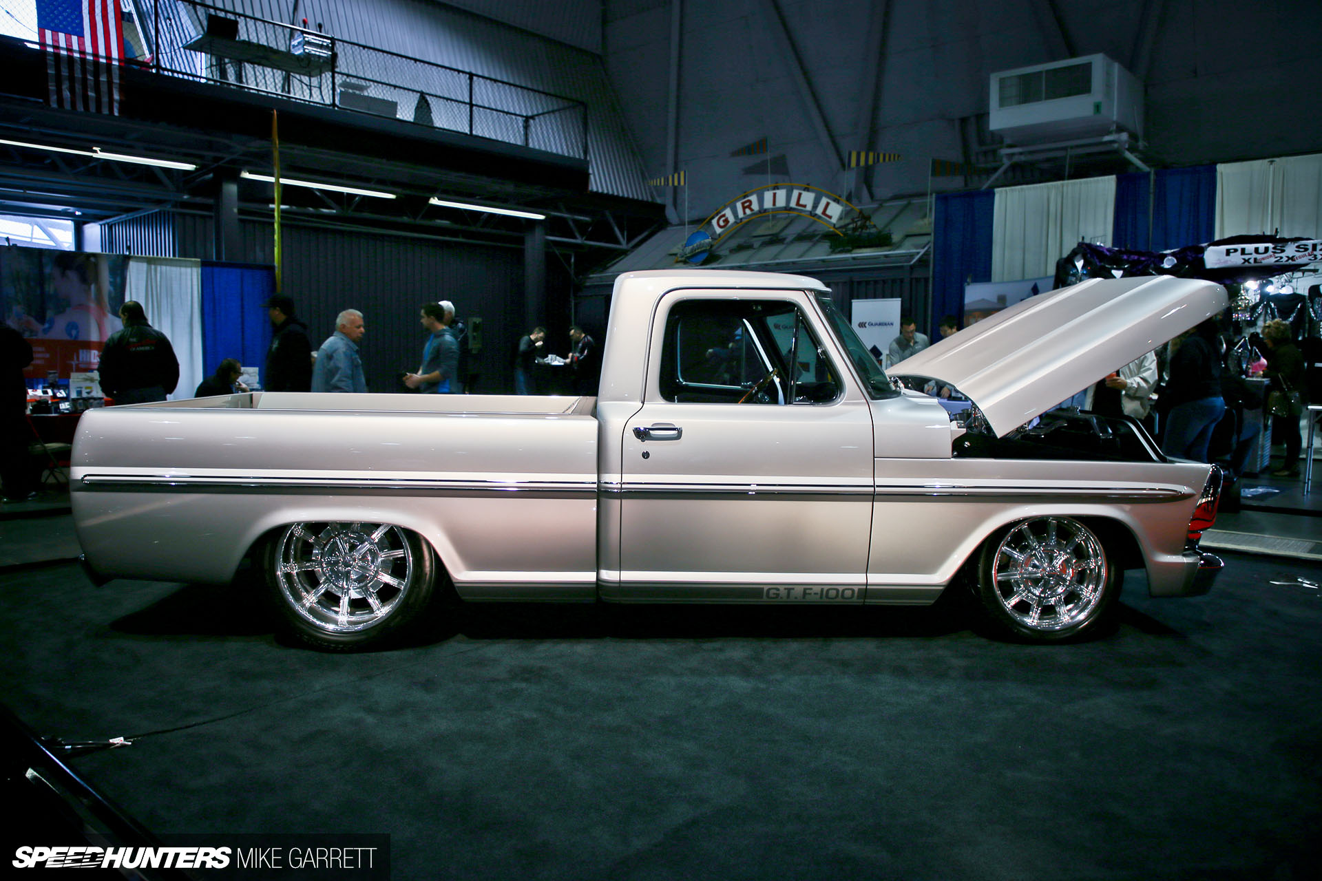 GT-F100: The Muscle Truck That Never Was
