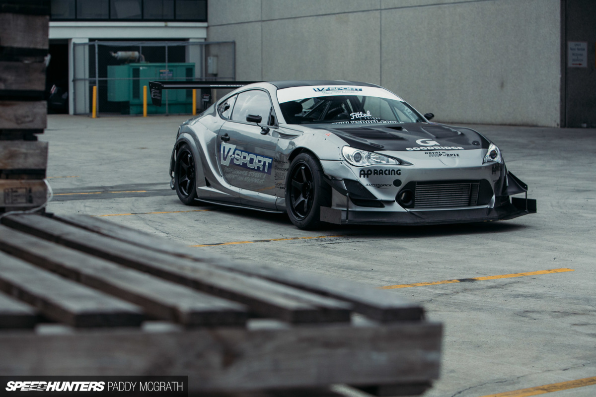 Finding Fast: V-Sport's GT86