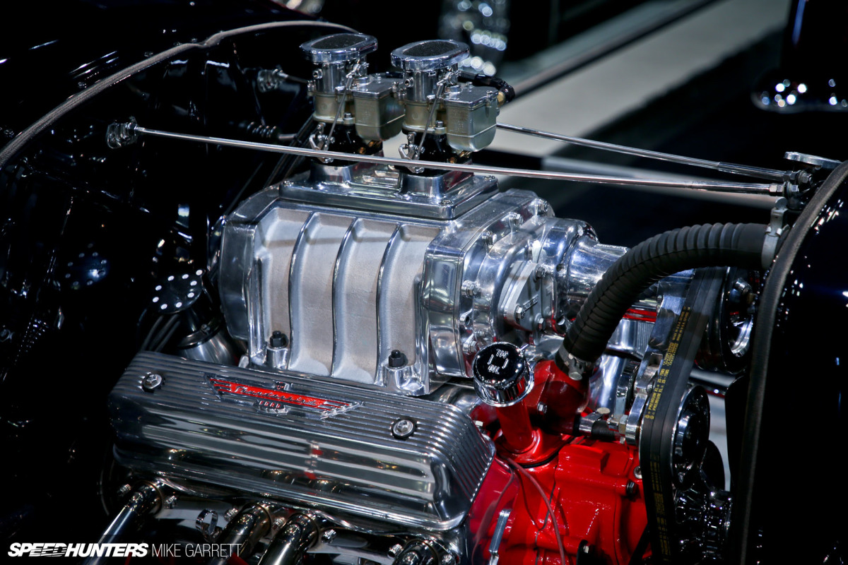 Old school perfection a blown 30 ford speedhunters