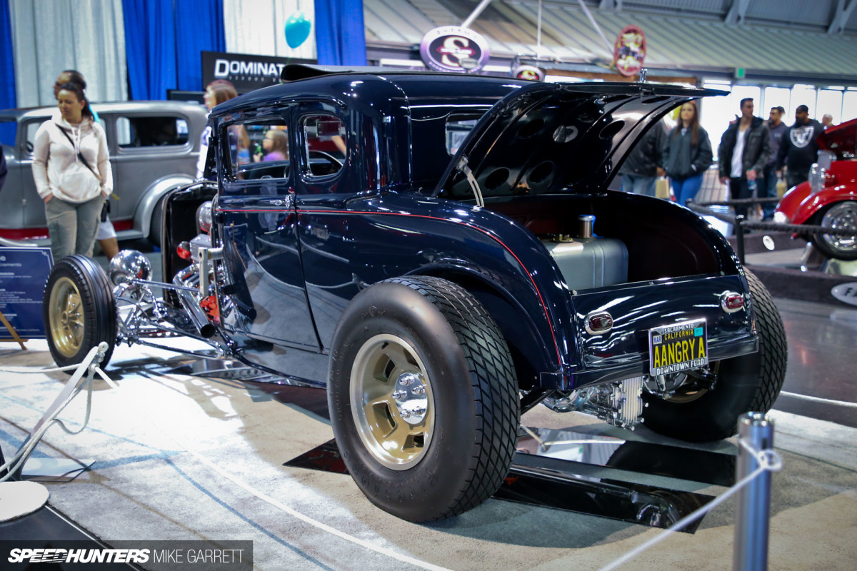 Old School Perfection: A Blown '30 Ford
