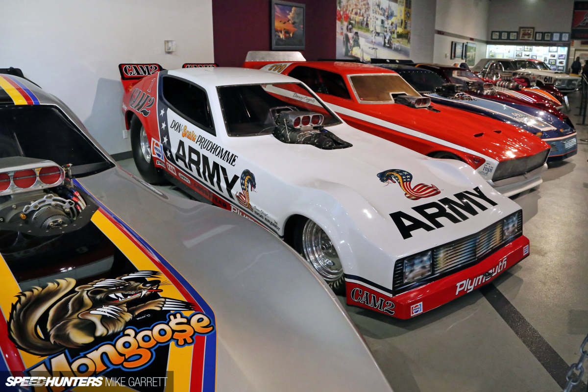 A Gallery Of Speed In Pomona