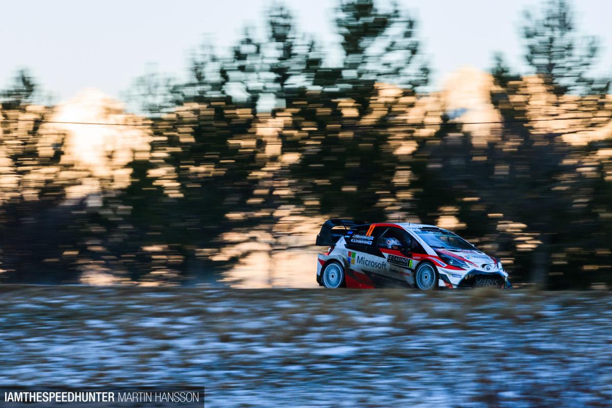 Rallye Monte-Carlo: The Dawn Of A NewWRC