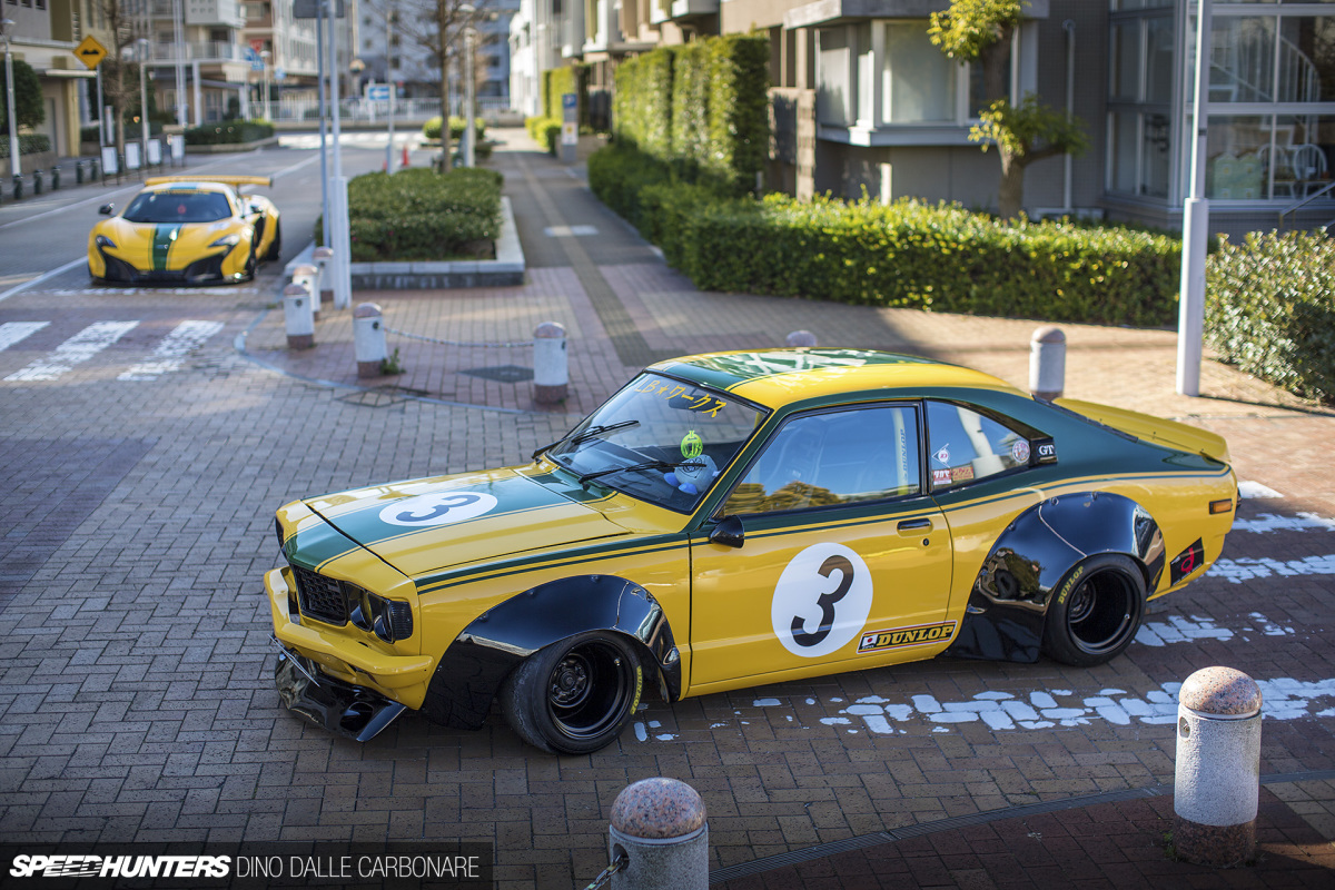The Collection Expands: Kato's Mazda RX-3