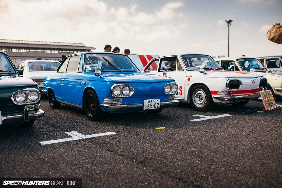 Japan\'s First American Racer Was A Hino - Speedhunters