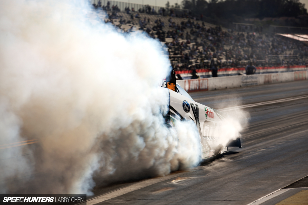 NHRA 101: How To Run A 10,000hp Nitro Car