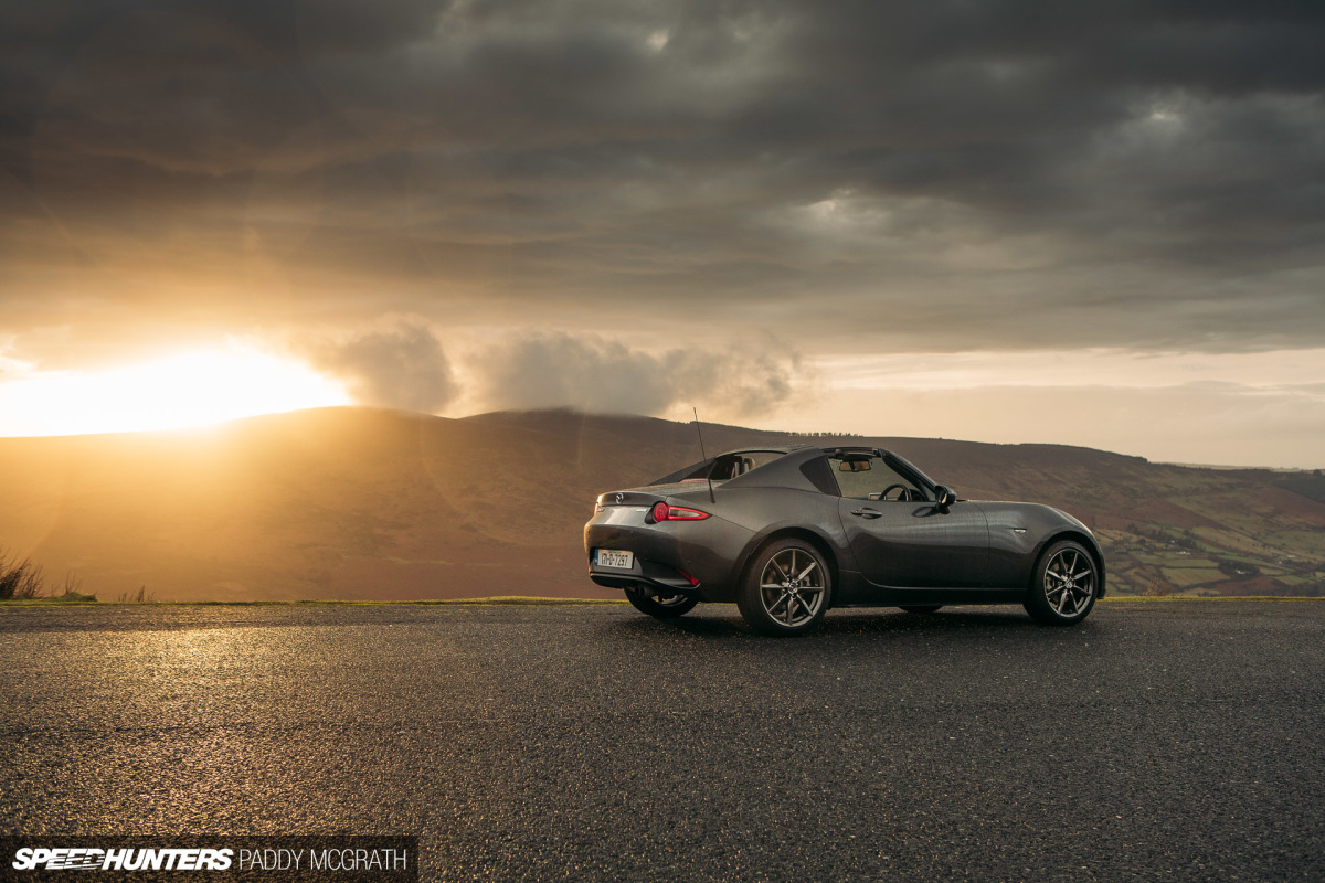 When Slow Is Fast The Mazda Mx 5 Rf Speedhunters