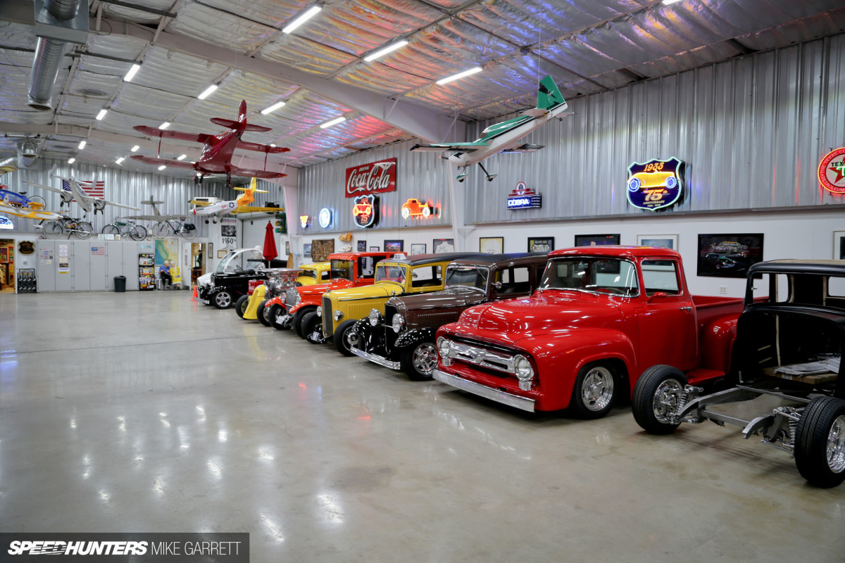 Custom car garage images galleries for Five car garage