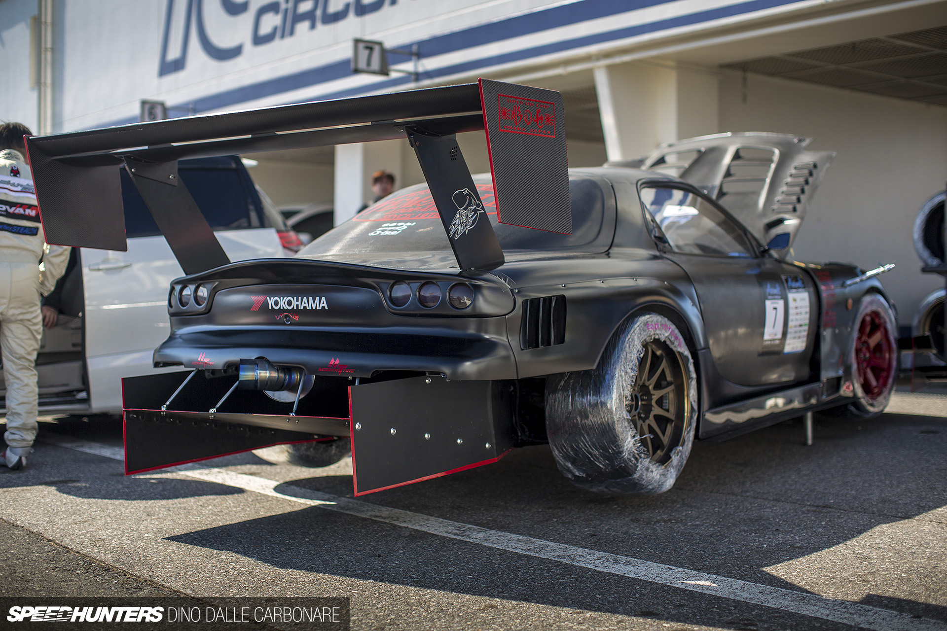 20B Buzz: The Full Stage FD3S RX-7