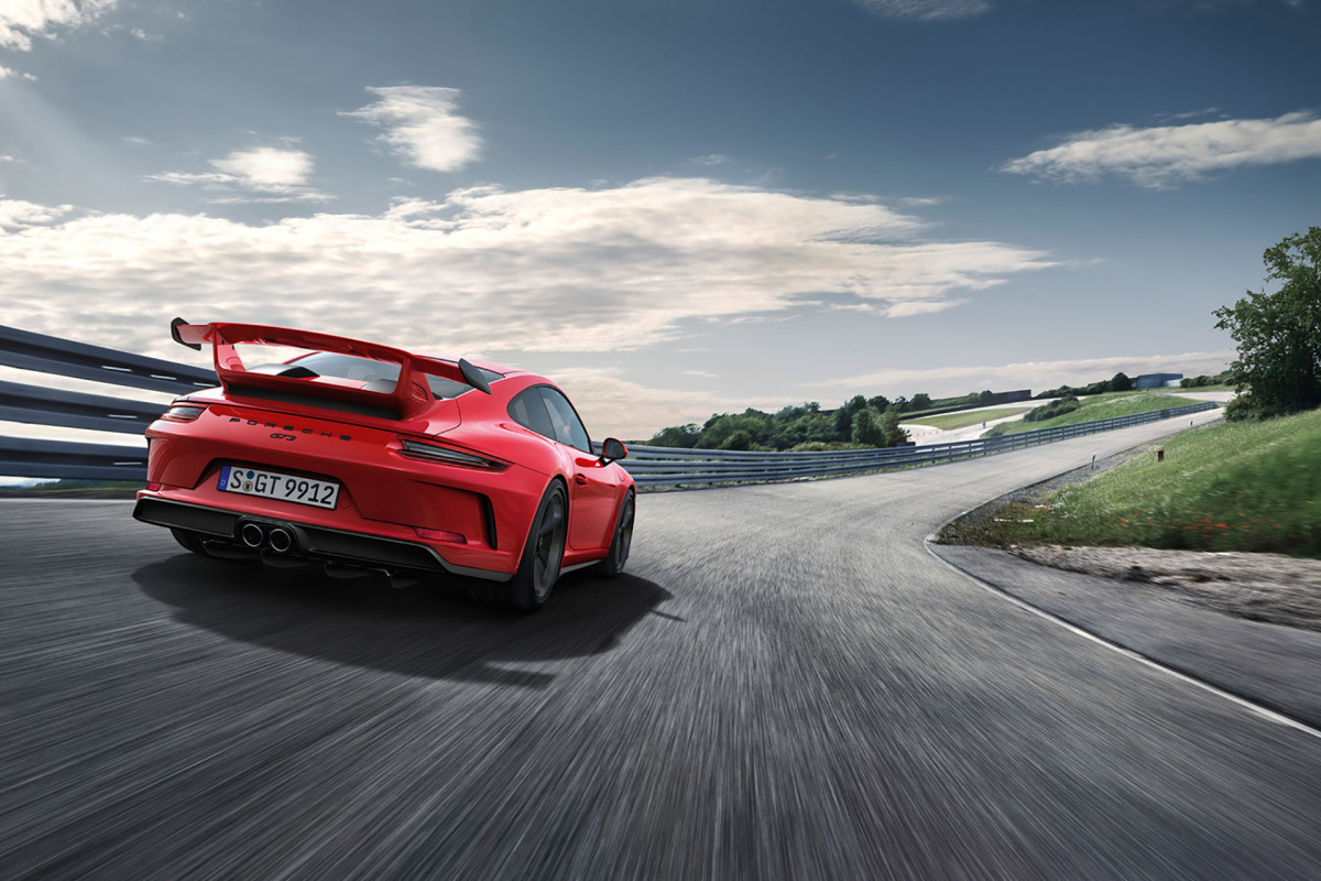 911 R Owners Crying? The New GT3 IsHere