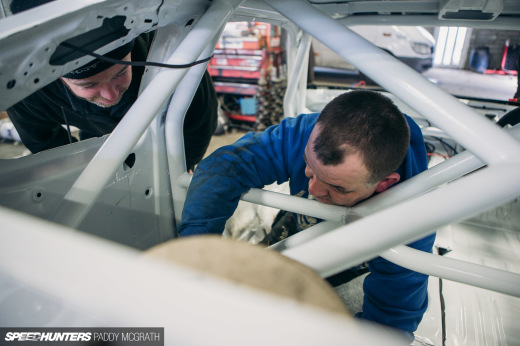 2017 James Deane Worthouse S15 Build Speedhunters Part Two by Paddy McGrath-23