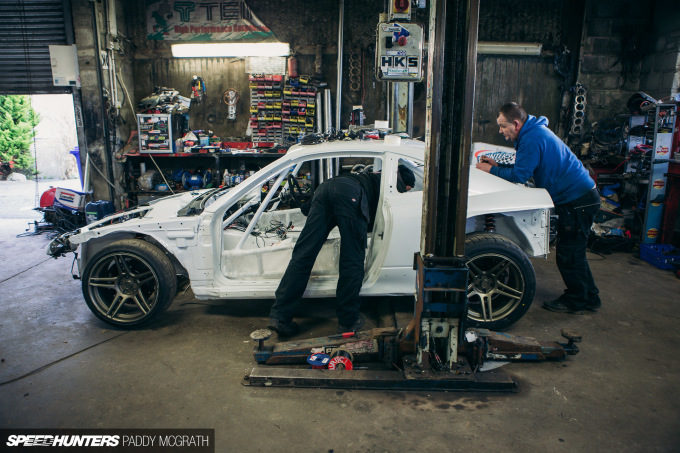 2017 James Deane Worthouse S15 Build Speedhunters Part Two by Paddy McGrath-25