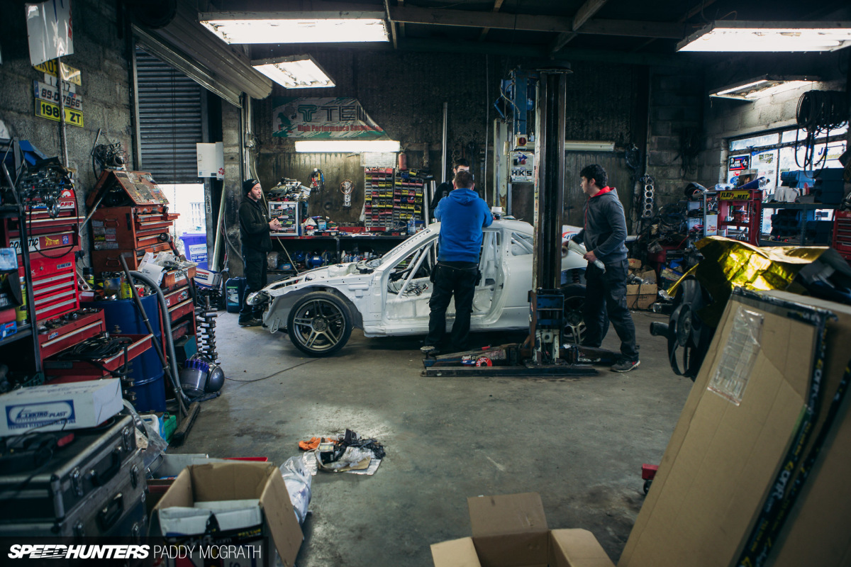 Time Always Wins: Building The Worthouse S15s
