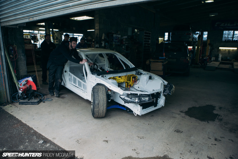 2017 James Deane Worthouse S15 Build Speedhunters Part Two by Paddy McGrath-27