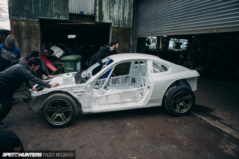 2017 James Deane Worthouse S15 Build Speedhunters Part Two by Paddy McGrath-29