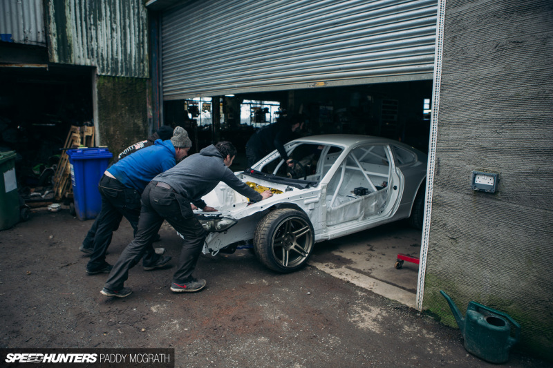 2017 James Deane Worthouse S15 Build Speedhunters Part Two by Paddy McGrath-30