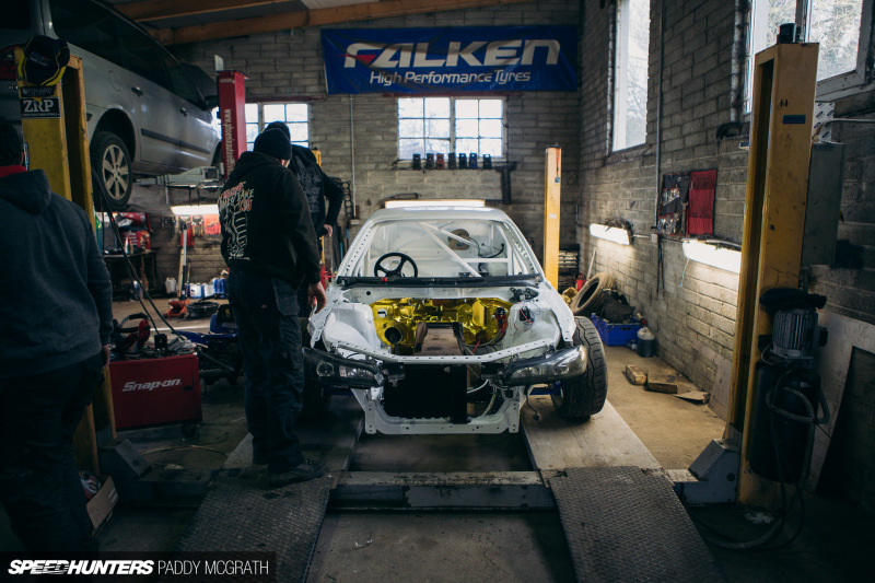 2017 James Deane Worthouse S15 Build Speedhunters Part Two by Paddy McGrath-31
