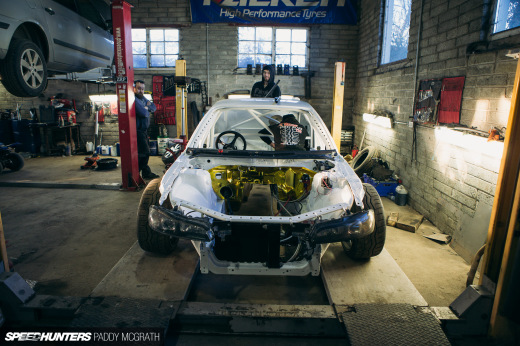 2017 James Deane Worthouse S15 Build Speedhunters Part Two by Paddy McGrath-49