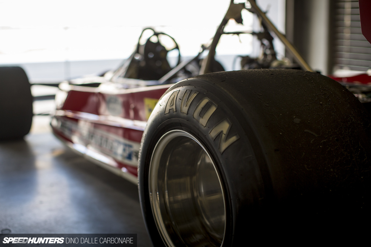 Chancing Upon Niki Lauda's 1977 T-Car