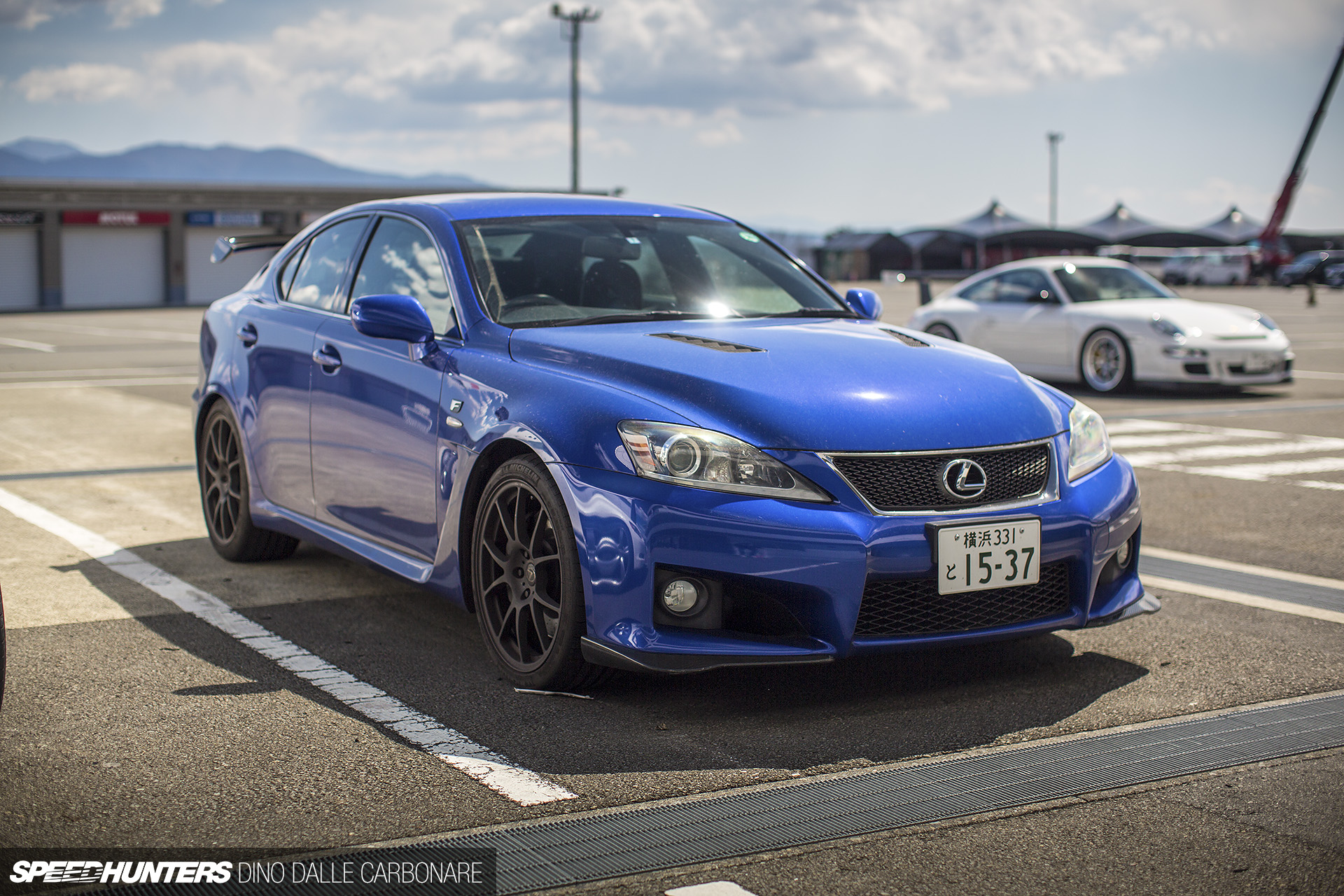 a lexus is f dripping with trd goodies speedhunters