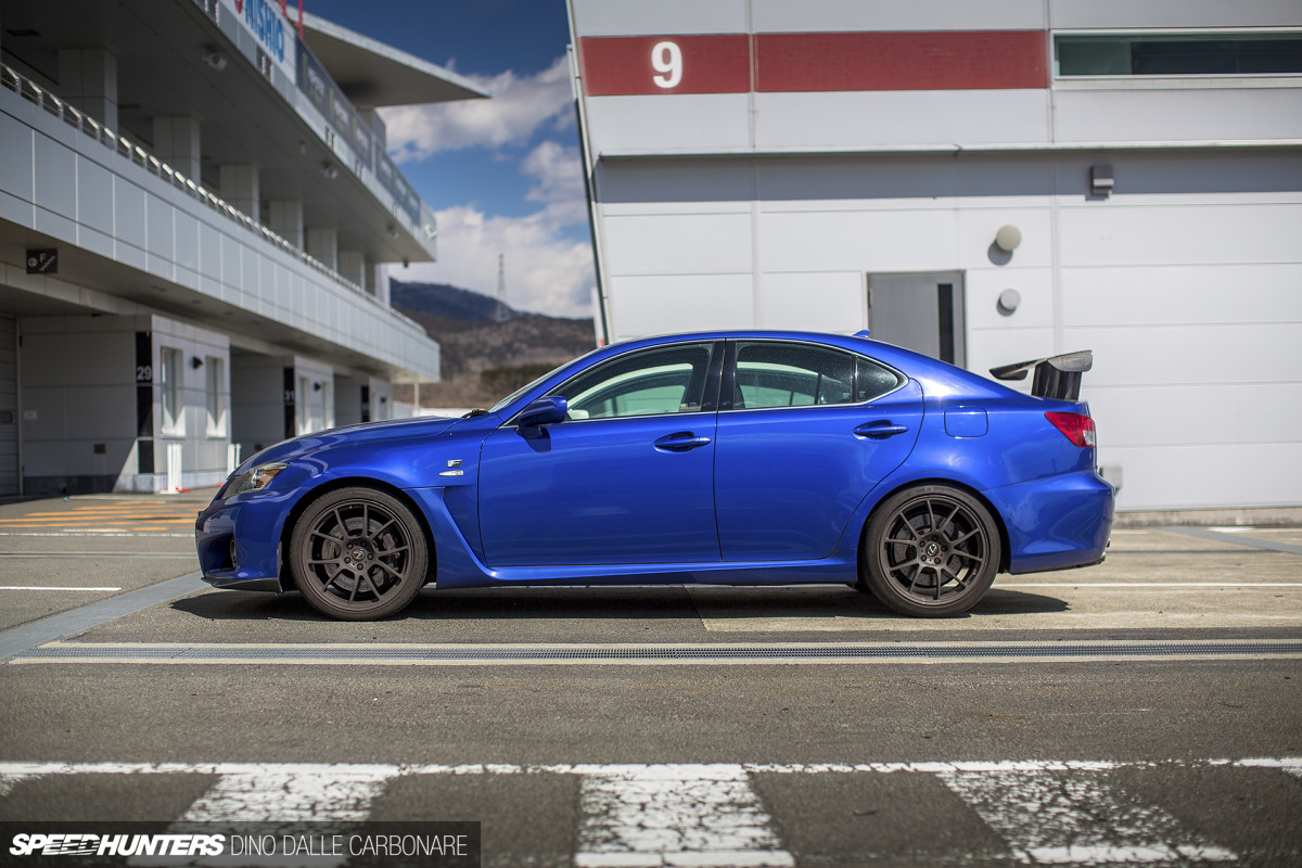 a lexus is f dripping with trd goodies speedhunters. Black Bedroom Furniture Sets. Home Design Ideas