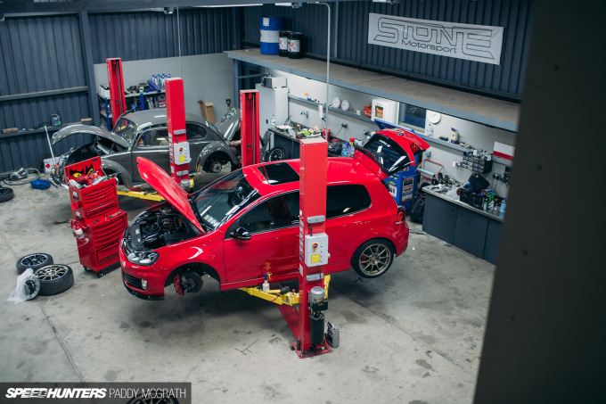 2017 Speedhunters Project GTI Suspension Overhaul by Paddy McGrath-31