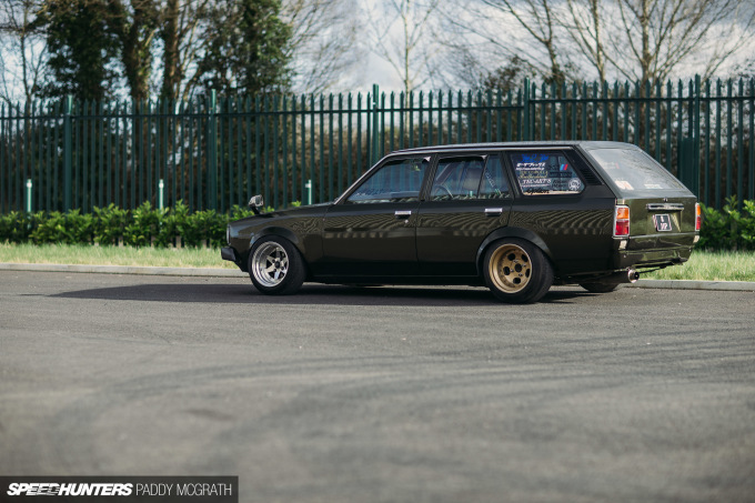 2017 Toyota Corolla KE70 Wagon Speedhunters by Paddy McGrath-19