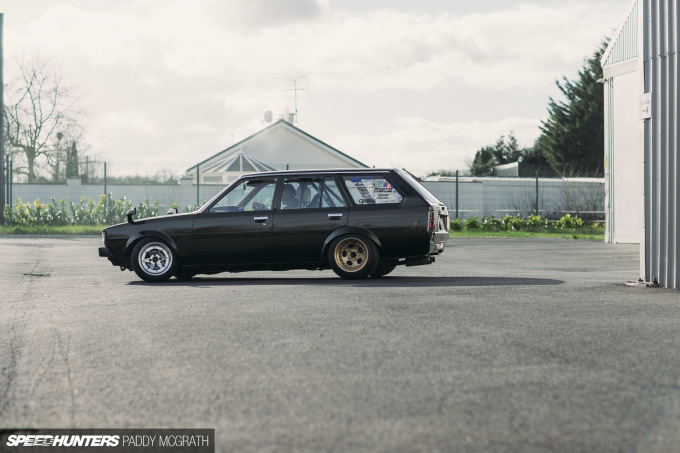 2017 Toyota Corolla KE70 Wagon Speedhunters by Paddy McGrath-25
