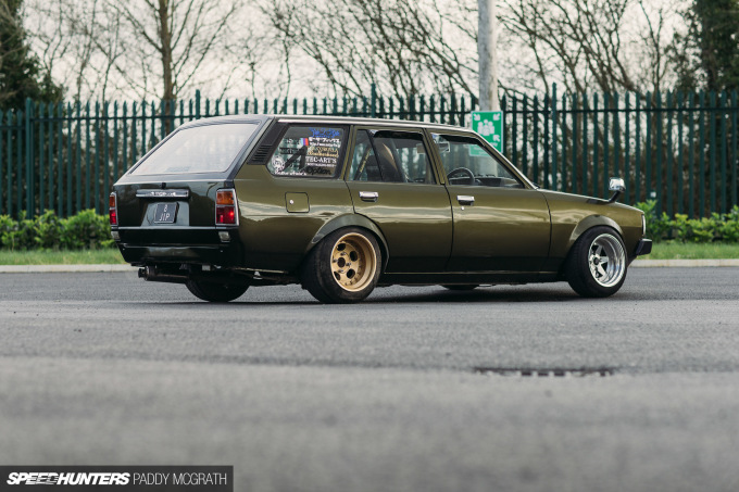 2017 Toyota Corolla KE70 Wagon Speedhunters by Paddy McGrath-35