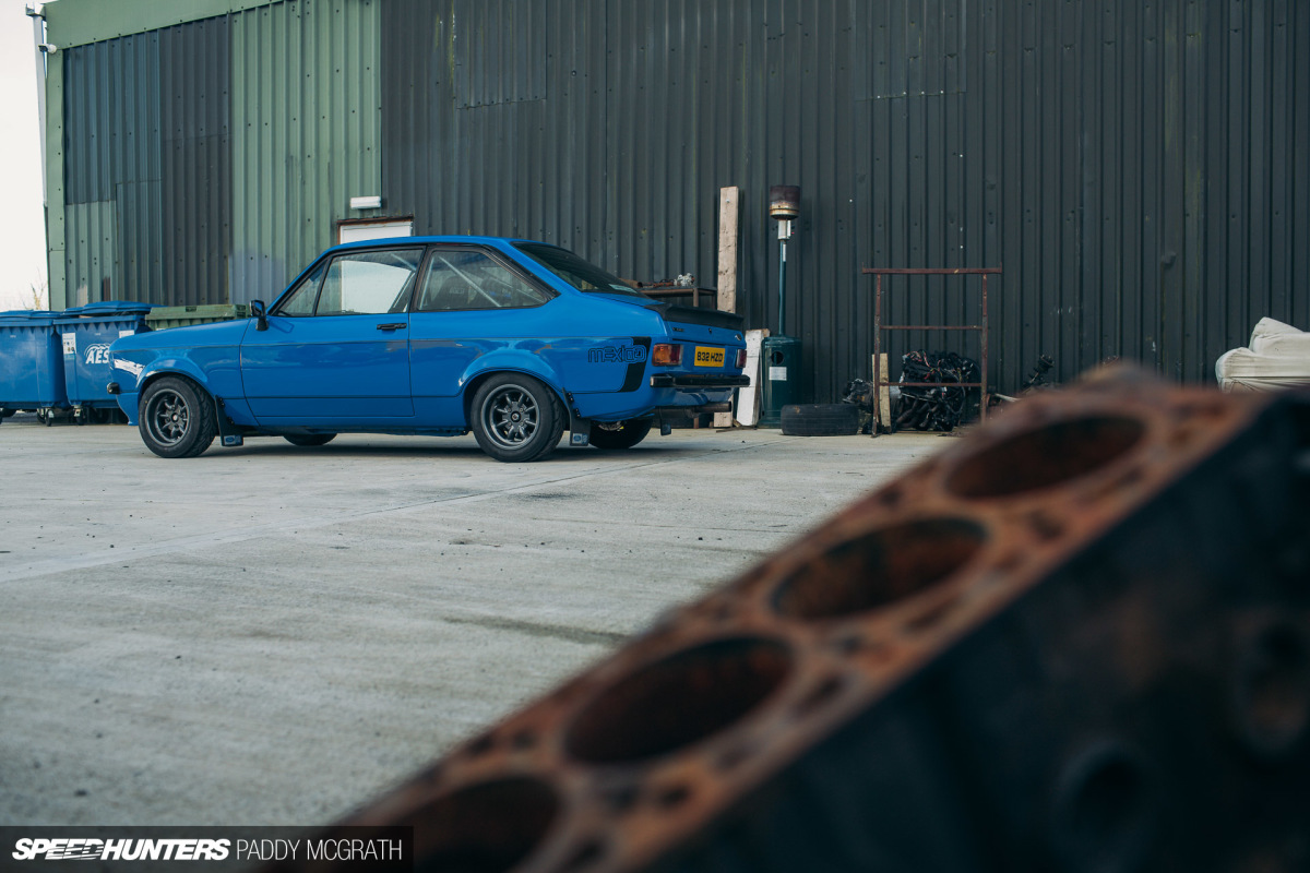 When Henry Met Soichiro: An F20C Escort