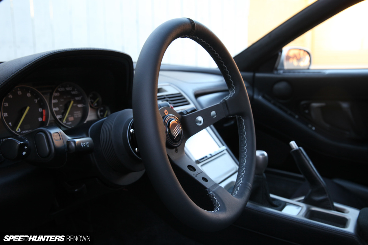 The Renown x SH 100 Steering Wheel: Get It Now!