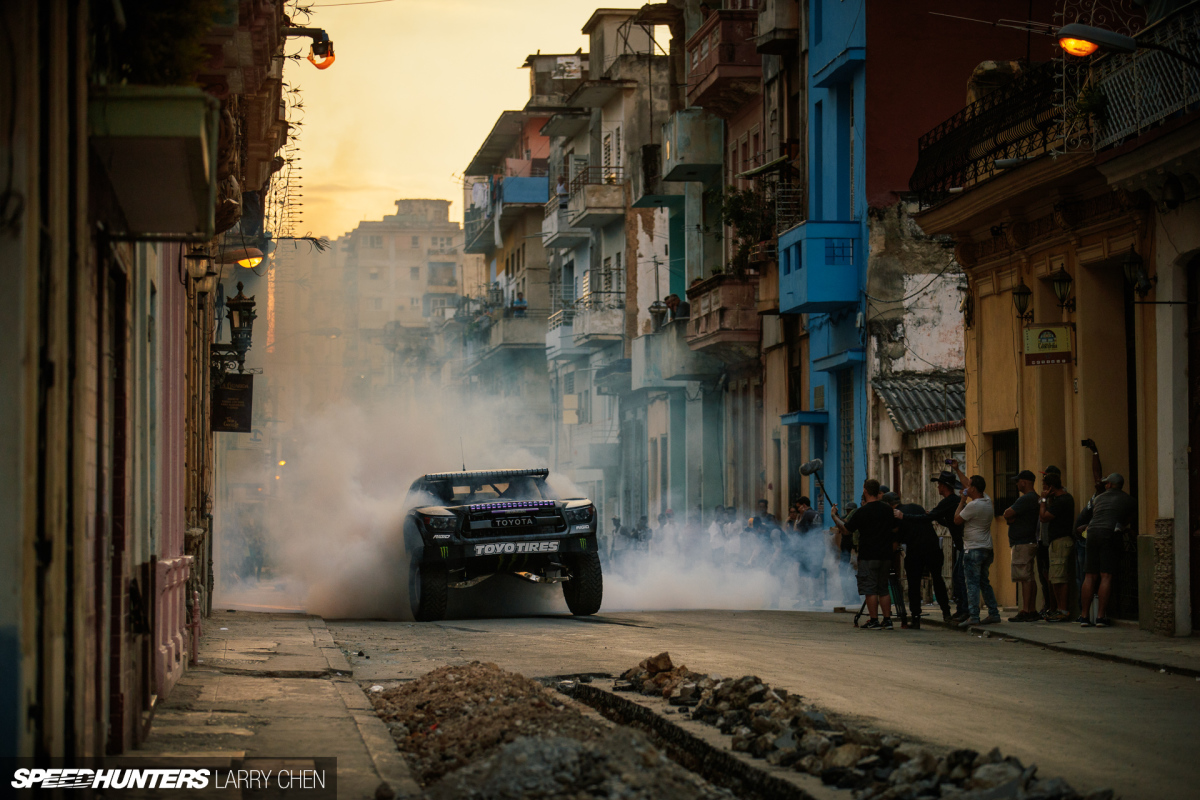 8 Days In Cuba: Behind The Scenes Of Recoil 4