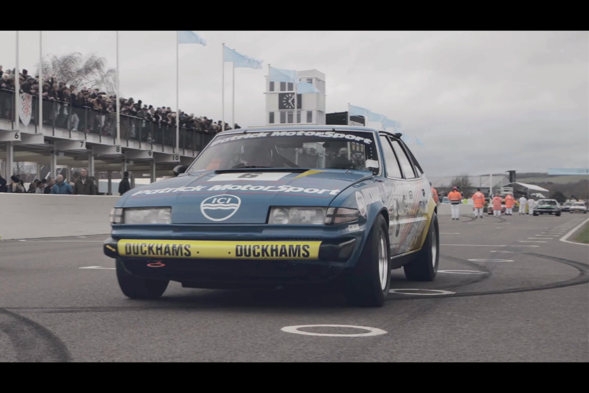 '80s Vibes: JD Classics' Rover SD1 At Goodwood