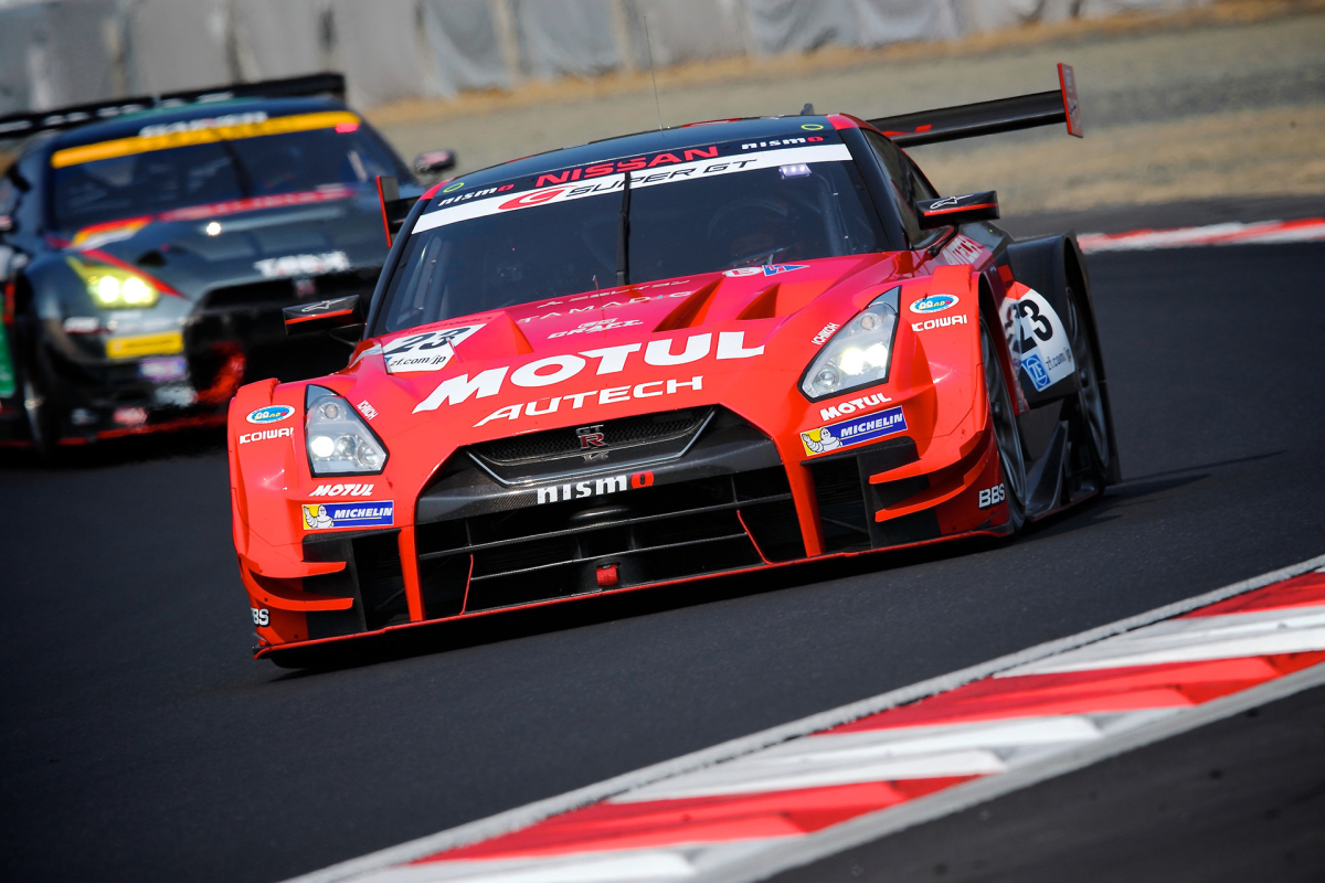 The 2017 Autobacs Super GT Series: Watch ItLive