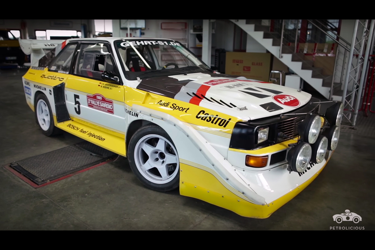 The Ultimate Recreation Of A Group B Legend