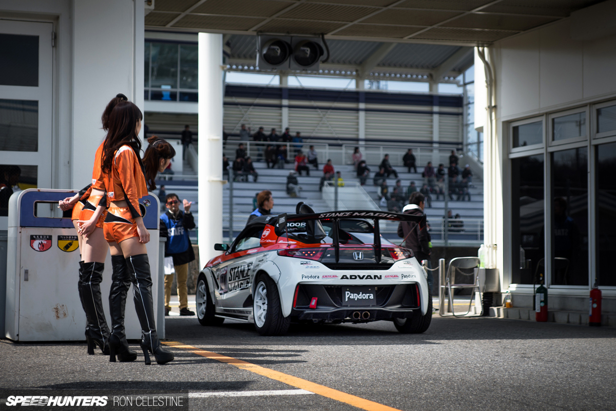 Rev Speed's Spring Fling At Tsukuba