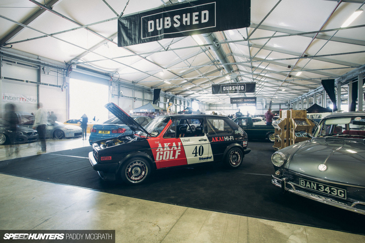 Dubshed: The Pride Of An Island