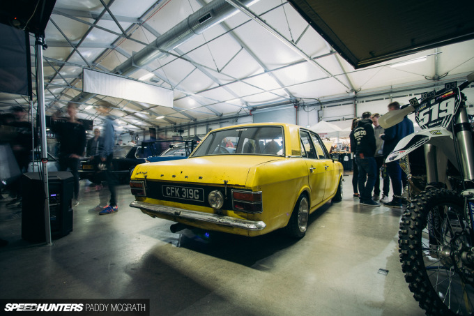 2017 Dubshed Cortina Zetec Spotlight Speedhunters by Paddy McGrath-4