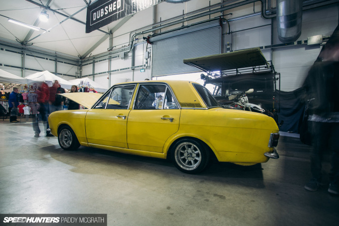2017 Dubshed Cortina Zetec Spotlight Speedhunters by Paddy McGrath-5
